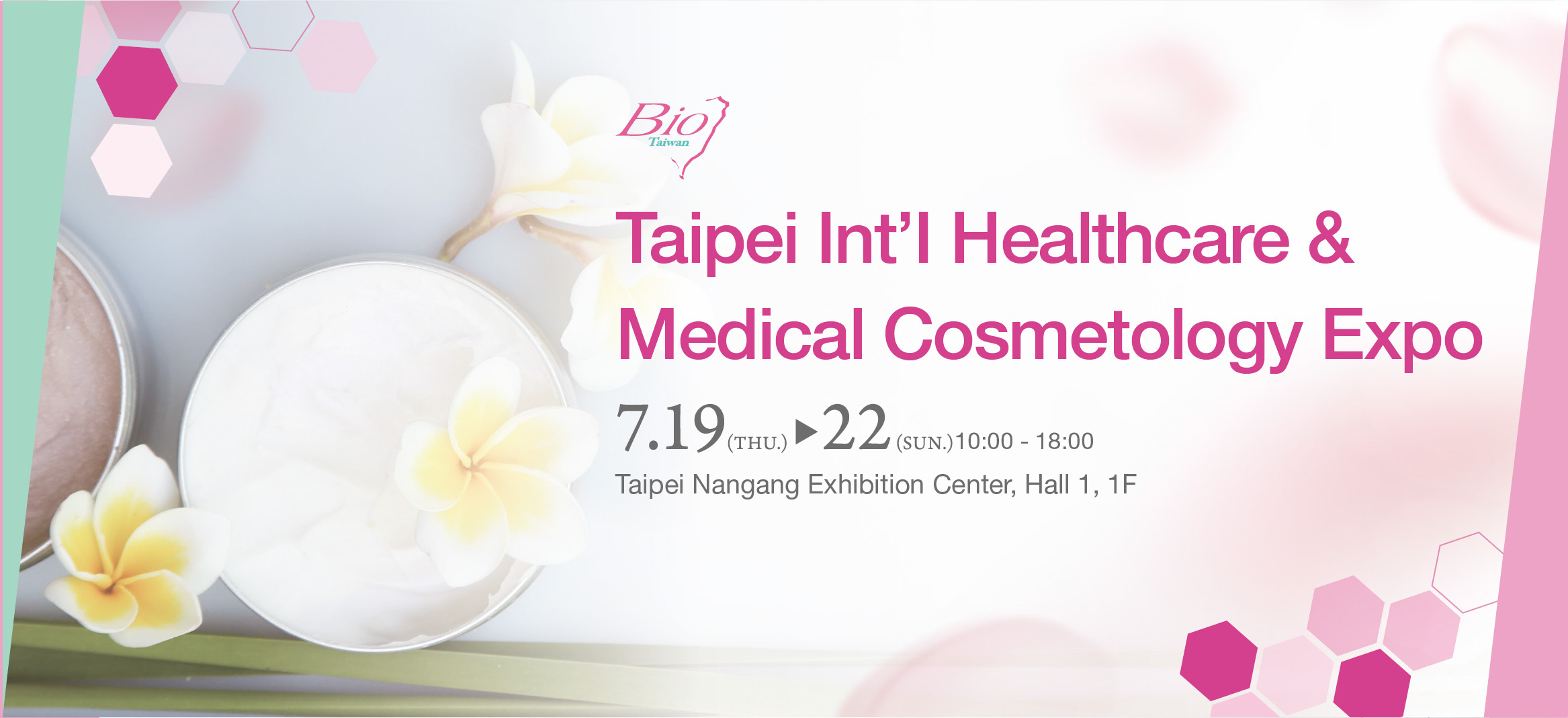 Taipei Int'l Healthcare & Medical Cosmetology Expo