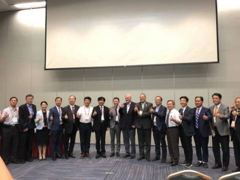 2019/06/30 World Laser Medicine Congress and International Refractive Surgery Unit held at Taipei International Conference Center