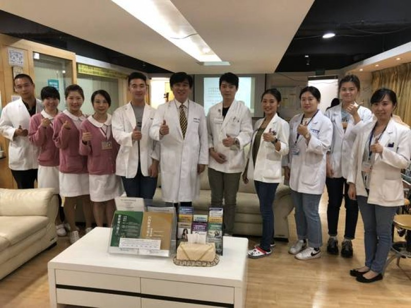 2019/10/02 Taipei Nobel Eye Clinic Receives Joint Commission of Taiwan Aesthetic Medicine Quality Certification