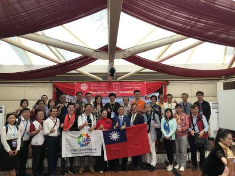 2019/10/21-2019/10/22 Nobel Eye and Rotary District 3523 Conducts International Medical Service in Kathmandu, Nepal.